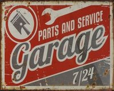 32 metal plate 460 parts and service garage