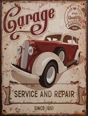 40 metal plate 472 garage service and repair