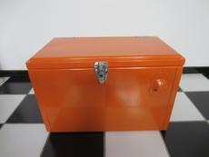 05 retrocooler model Kansas inhoud 20L kleur oranje