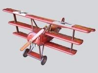 red baron vliegtuig