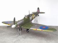 spitfire vliegtuig jumbo size