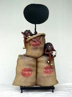 decoratie beeld koffie bonen model 1576