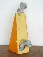 decoratie beeld kaas muizen model 1924