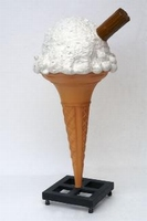 decoratie beeld ice cream model 2487