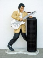 elvis met cd rack model 1928