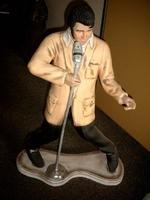 Elvis als zanger model 01