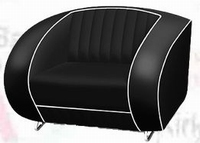 Bel Air retro fauteuil model sf 01