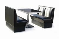 Bel Air diner booth HW 120