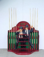 Bluesbrothers keu rack model 2014