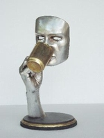 schemerlamp the mask model 2162