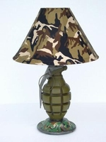 army handgranaat lamp model 2187