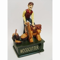 spaarpot model de houtzager