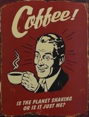 10 metal plate coffee is the planet shaking