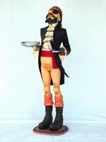 17 butler piraat model 1740