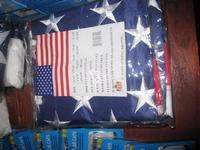nylon usa vlag