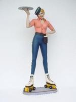 31 rollerskates serveerster model 2036