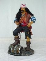 02 piraat met ton model 1430 of 1436