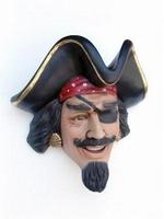 10 piraten hoofd model 2342
