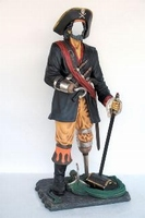 13 pirate faceless model 2432