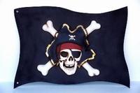 25 piratenvlag model 2491