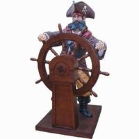 38 piraat aan het roer model h30714