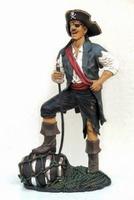 40 piraat met ton model 2433