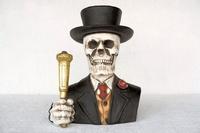 42 skullhead borstbeeld model 2439