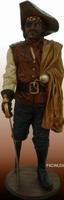 49 piraat met houten poot model tb-f6cwl03