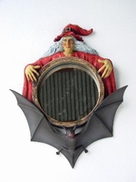 09 vleermuis heks spiegel model 1990