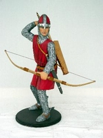kruisridder / crusader model 1716 of 1717