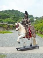 ridder te paard model 1987