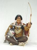 indiaanse krijger model 1054