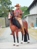 john wayne te paard model 2143