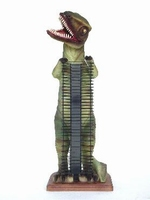 cd dvd rack dino model 1870