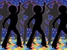 disco dancers folie set xxl