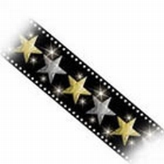 stars folie xxl