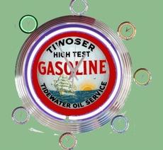 11 neonklok model tiwoser gasoline