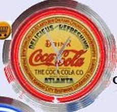 06 neonklok model coca cola atlanta