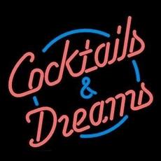 04 neon model cocktails & dreams