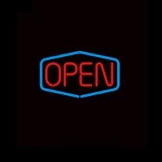 16 neonverlichting model open