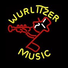 21 neonverlichting model wurlitzer music