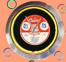 04 neonklok model Capitol records
