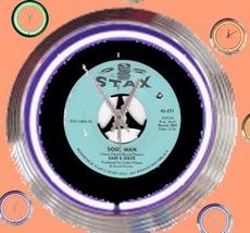 09 neonklok model stax records