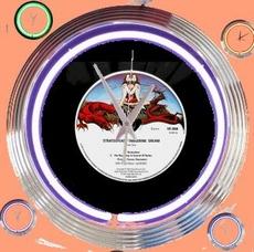 12 neonklok model Virgin records