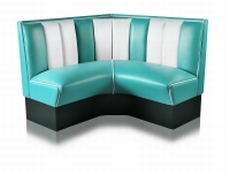Bel Air cornerbooth model HW 120 / 120
