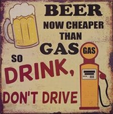 28 metal plate 406 beer now cheaper then gas