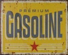 31 metal plate 459 gasoline