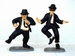 dancing blues brothers model 1033