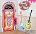 jukebox en gitaren folie set