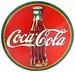 01 neonklok model coca cola bottle